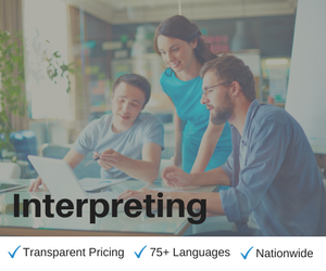 Alliance Business Solutions LLC Interpreter
